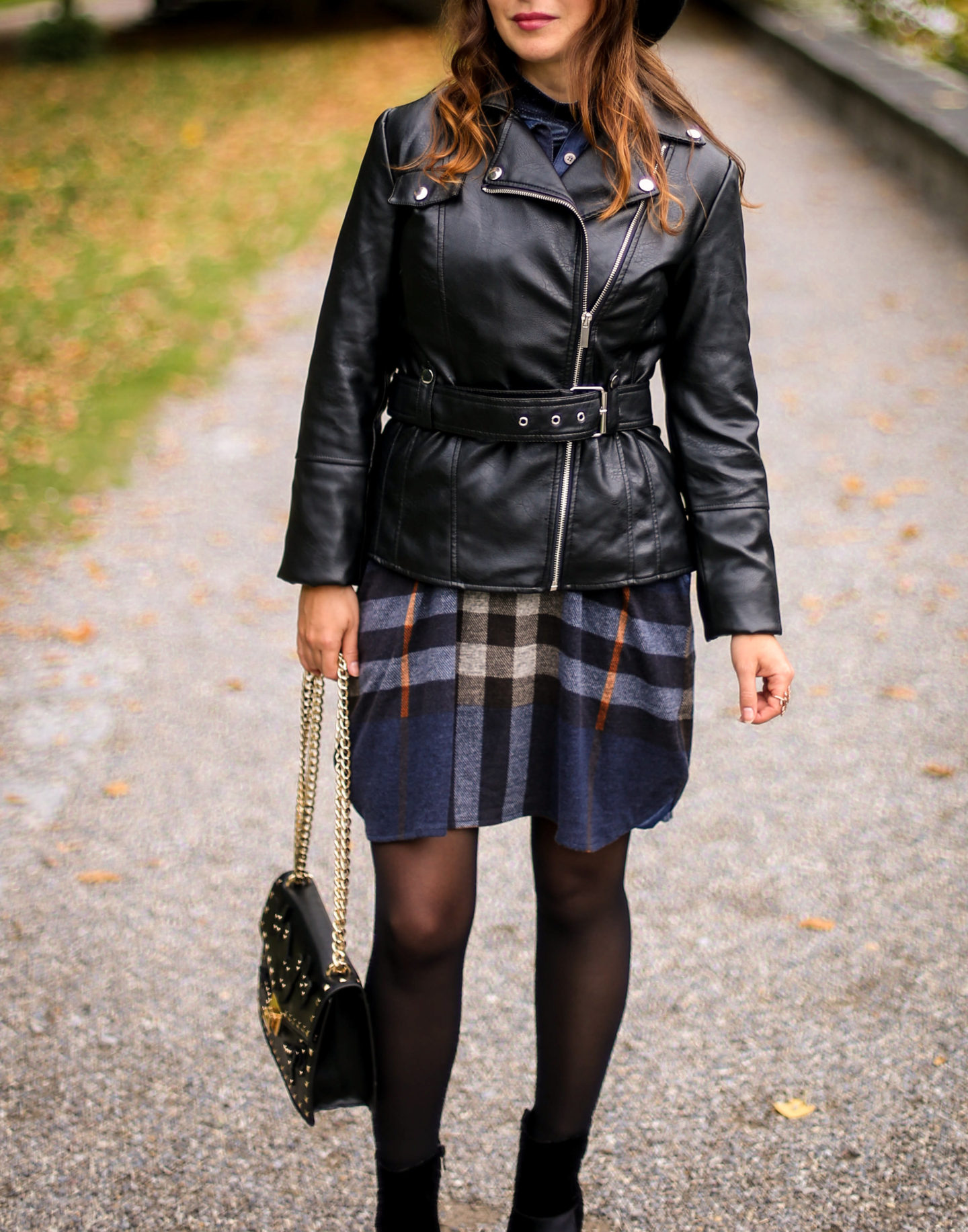 TIMELESS TREND: LEATHER JACKET